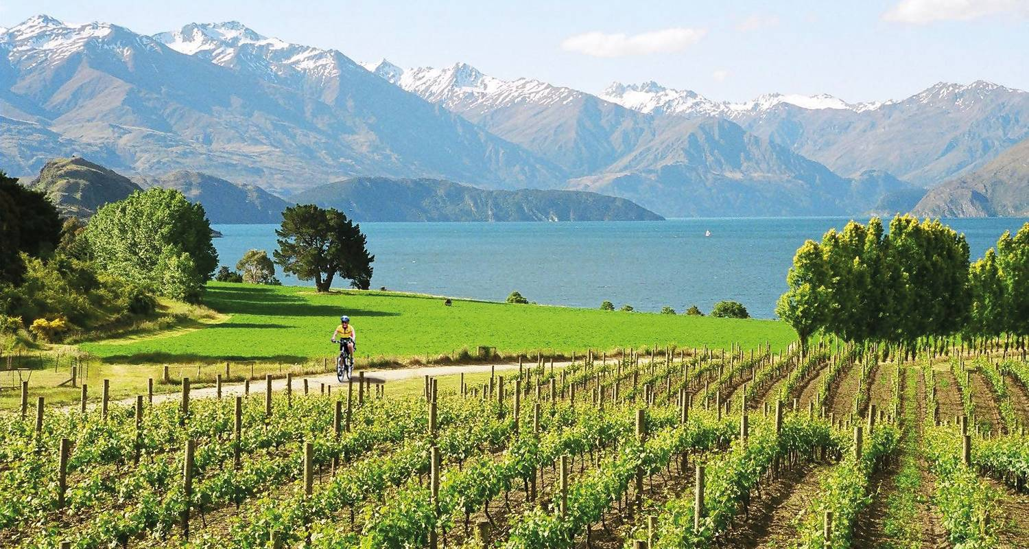 Southern Alps 10-day - Pedaltours
