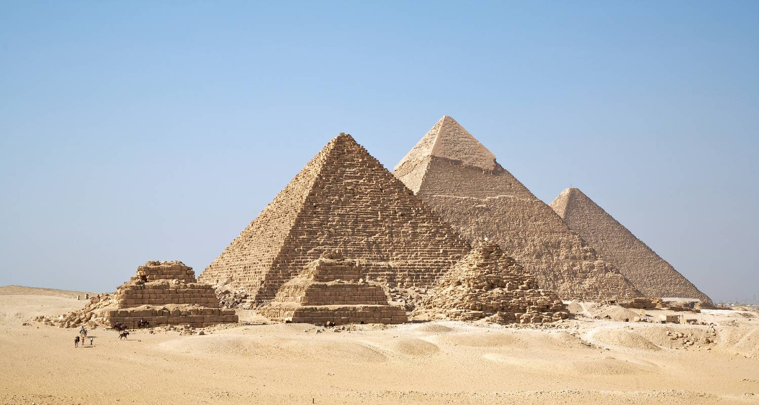 Discover Cairo & Nile Cruise 8-Days With Flights & Guide Inc. - Look at Egypt Tours