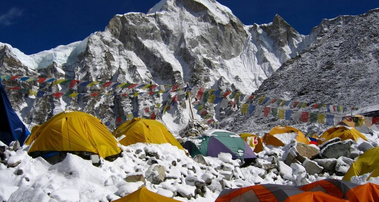14 Days Everest Kalapathar Trek - Trekking Top Nepal