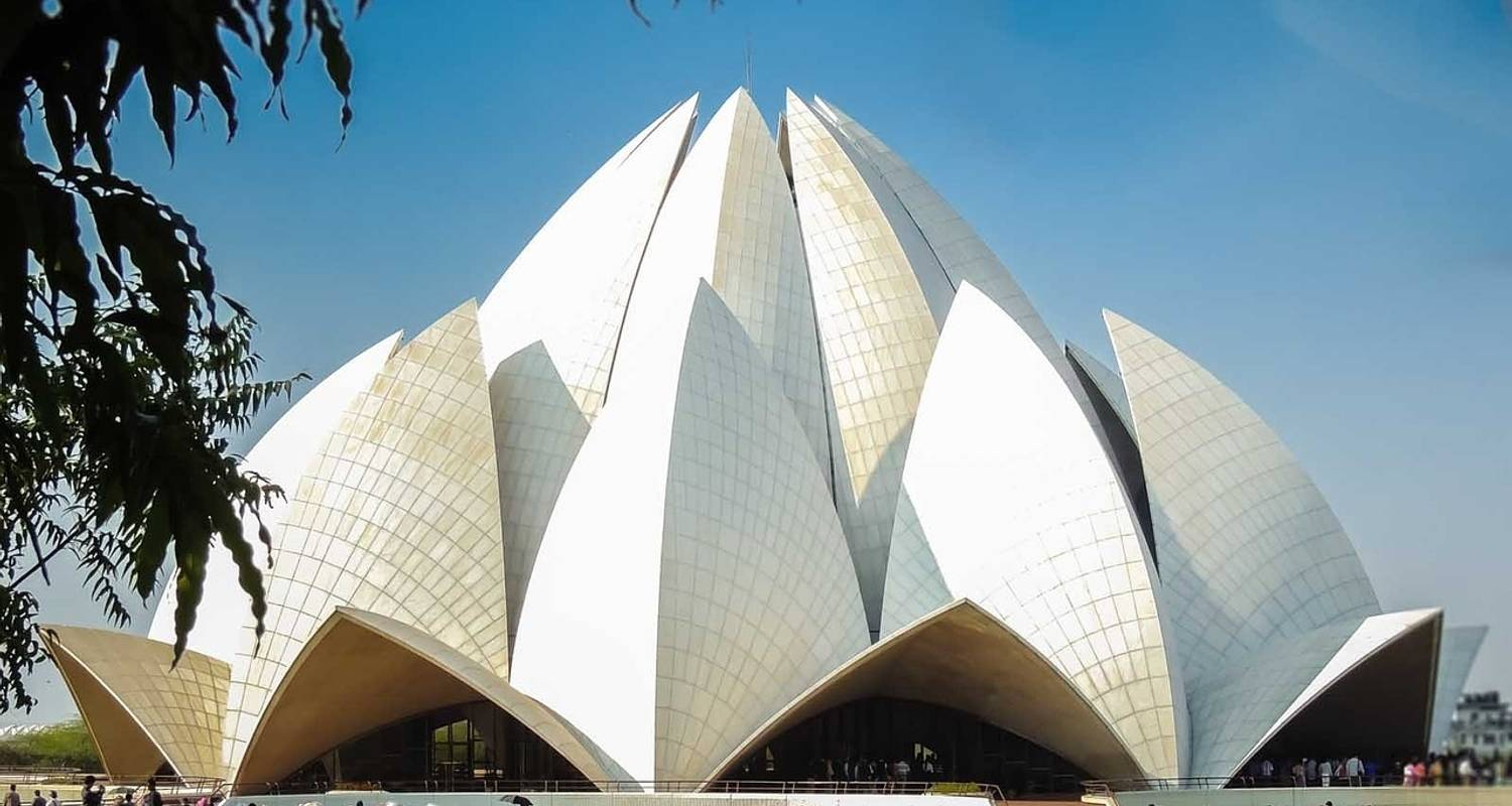 Fabulous Golden Triangle Tour 4 Days 3 Nights  - Agra Travels Service & Tours