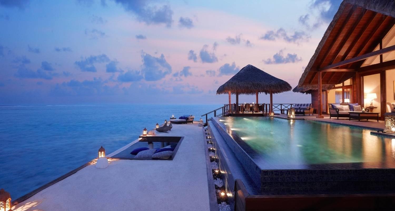 The Taj Exotica Maldives Luxury Tour by Alkof Holidays ...