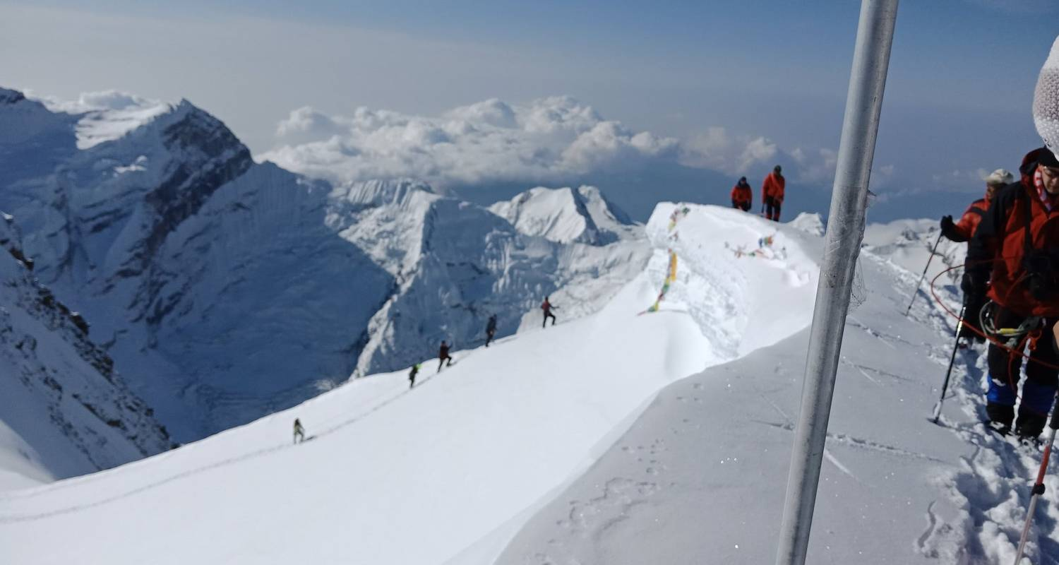 Mera Peak Climb - Nepal Climbing Adventure Pvt. Ltd.