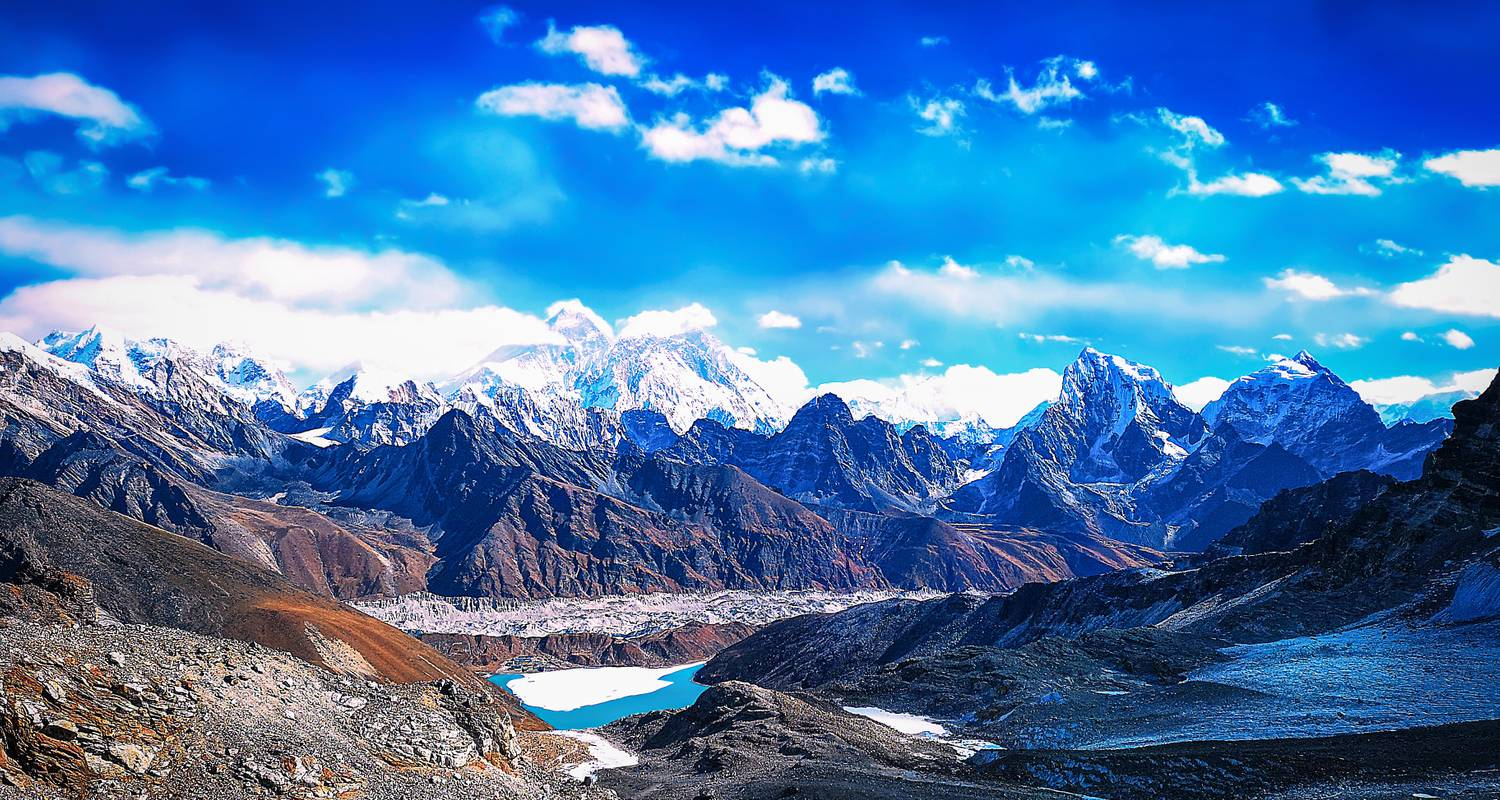 Epic Everest Base Camp Trek - Intrepid Travel