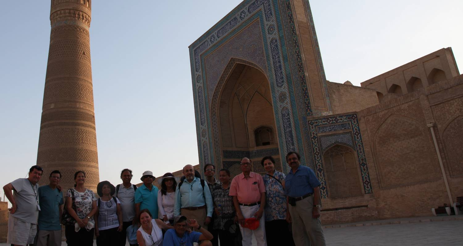 5 Stans - A Journey to Central Asia  - Flo Tours