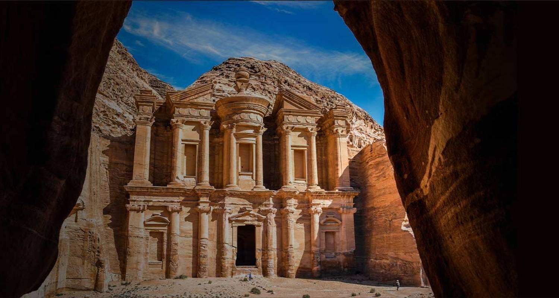 Fascinar medida La playa  Petra,Wadi Rum and HIGHLIGHTS of Jordan -3 Days tour from Tel Aviv ...