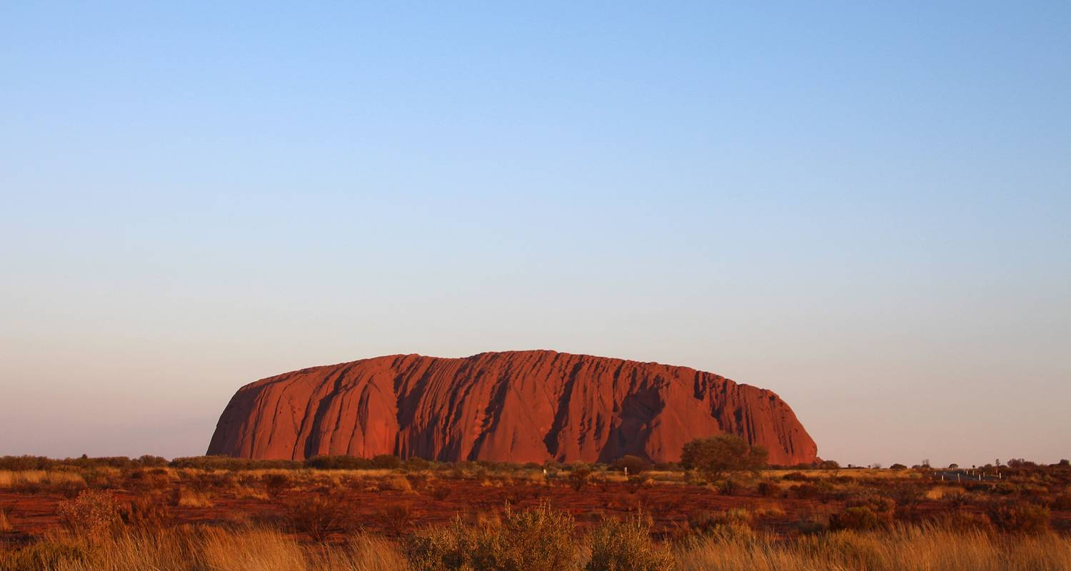 The Red Centre to Adelaide: Uluru & the Outback - G Adventures