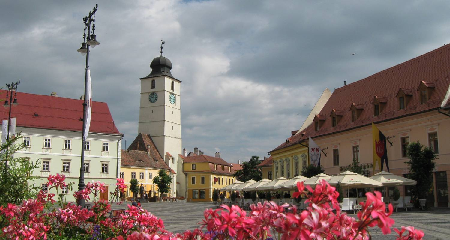 Best of Transylvania (3 days, from Cluj-Napoca) - Get a Cluj Tour