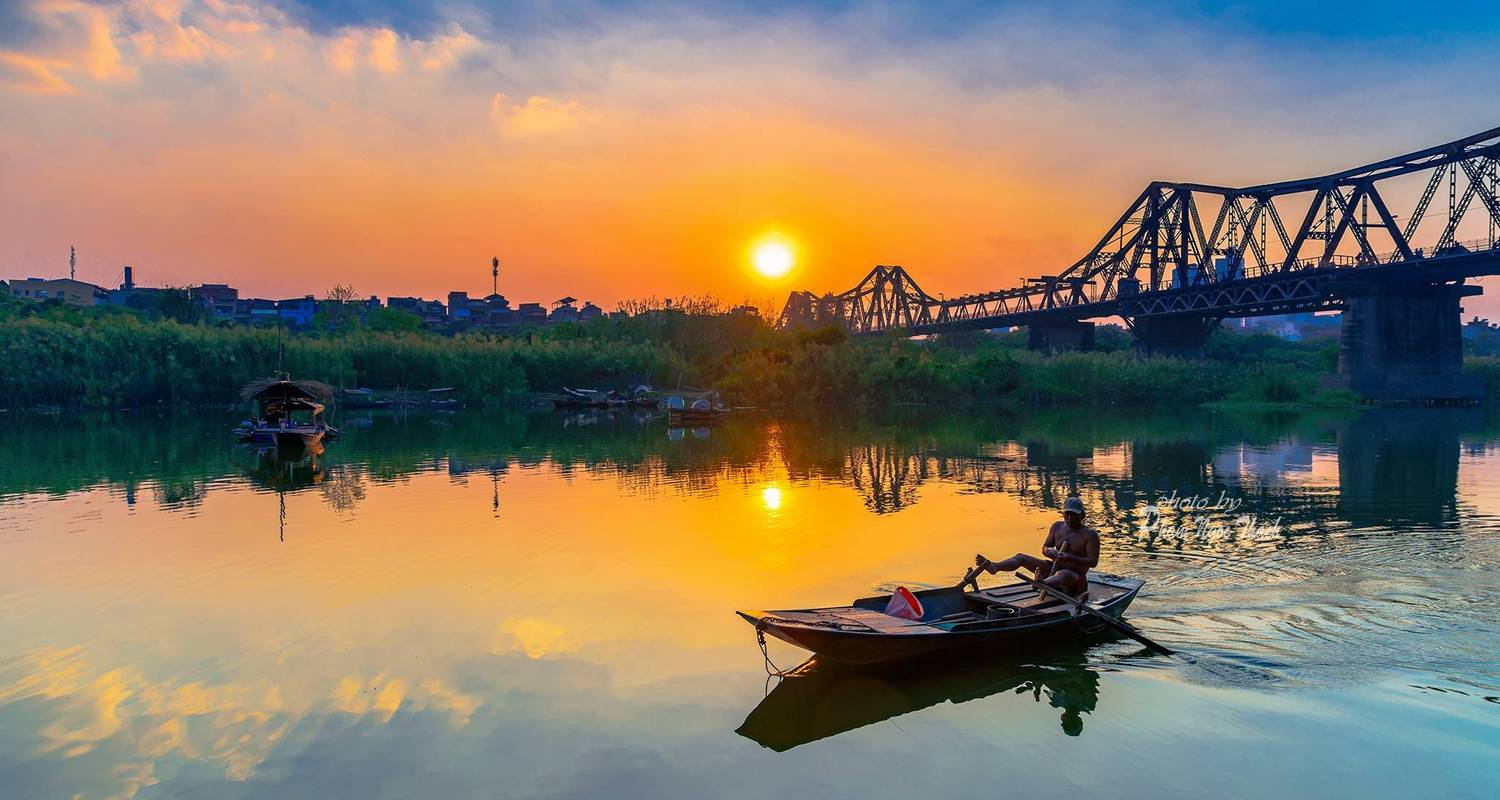 Laos Vietnam Cambodia Tour to Luang Prabang, Siemreap, Halong bay, Saigon, Hanoi - DNQ Travel