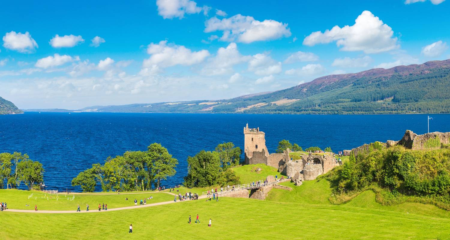 Sights of Scotland Tour - YMT Vacations