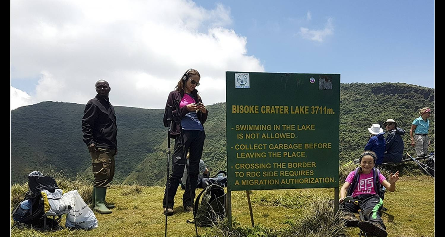 3 Days Bisoke Hike and Twin Lakes Experience and beekeeping Rwanda Safaris (without accommodation) - African Travellers
