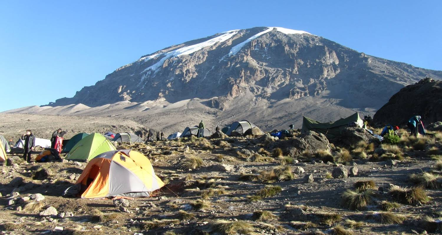 Kilimanjaro Hike - Marangu Route - Afrishare Trekking And Safaris