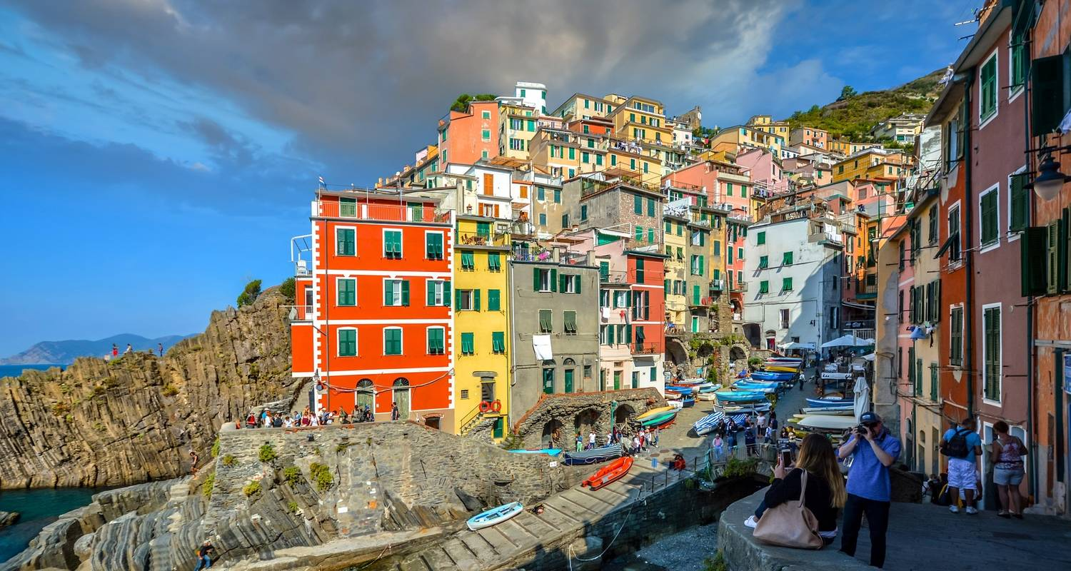 The Heart Of Cinque Terre heart of italy with cinque terre - small group