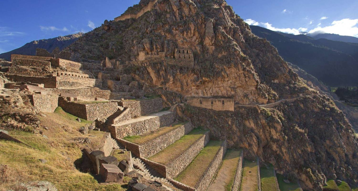 Trekking in the Sacred Valley in guest houses towards the Machu Picchu - Antipode