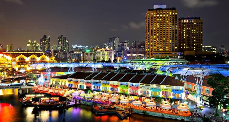 City Break, The Local Singapore, Private tour - Destination Services Singapore