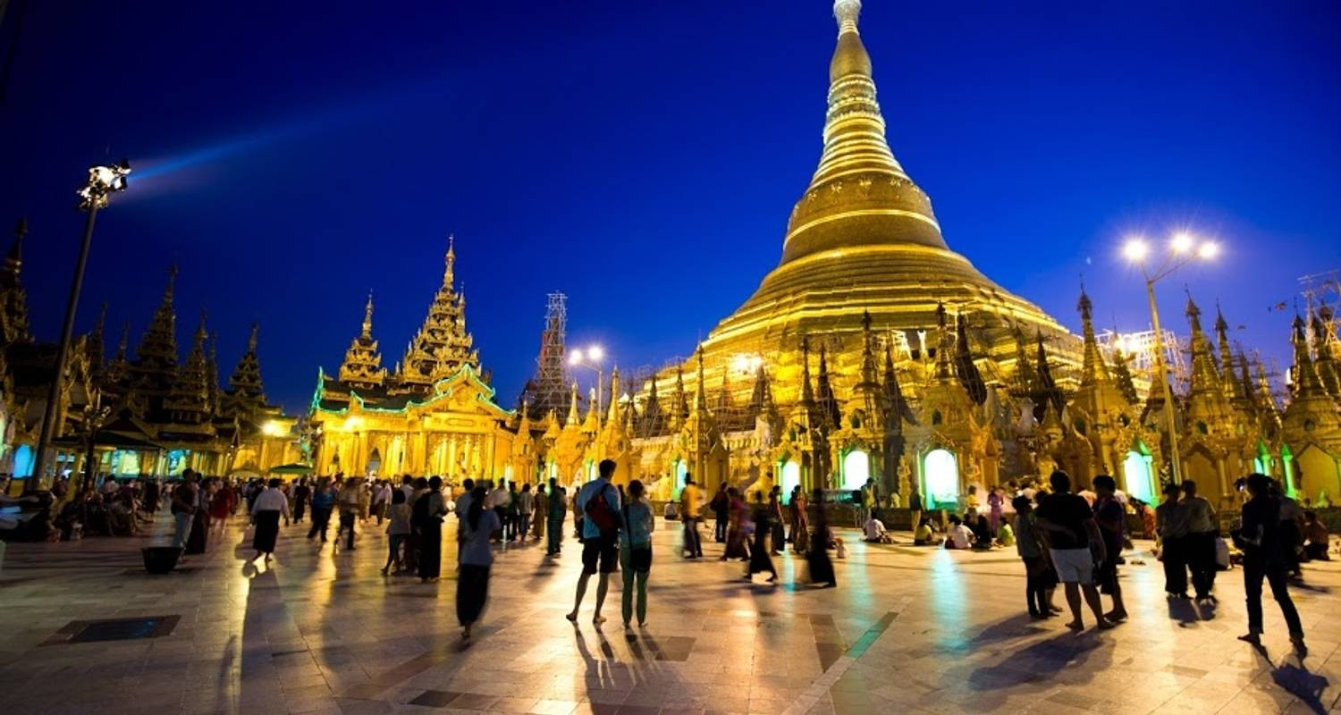 Herrliches Myanmar - Omicron Travels & Tours