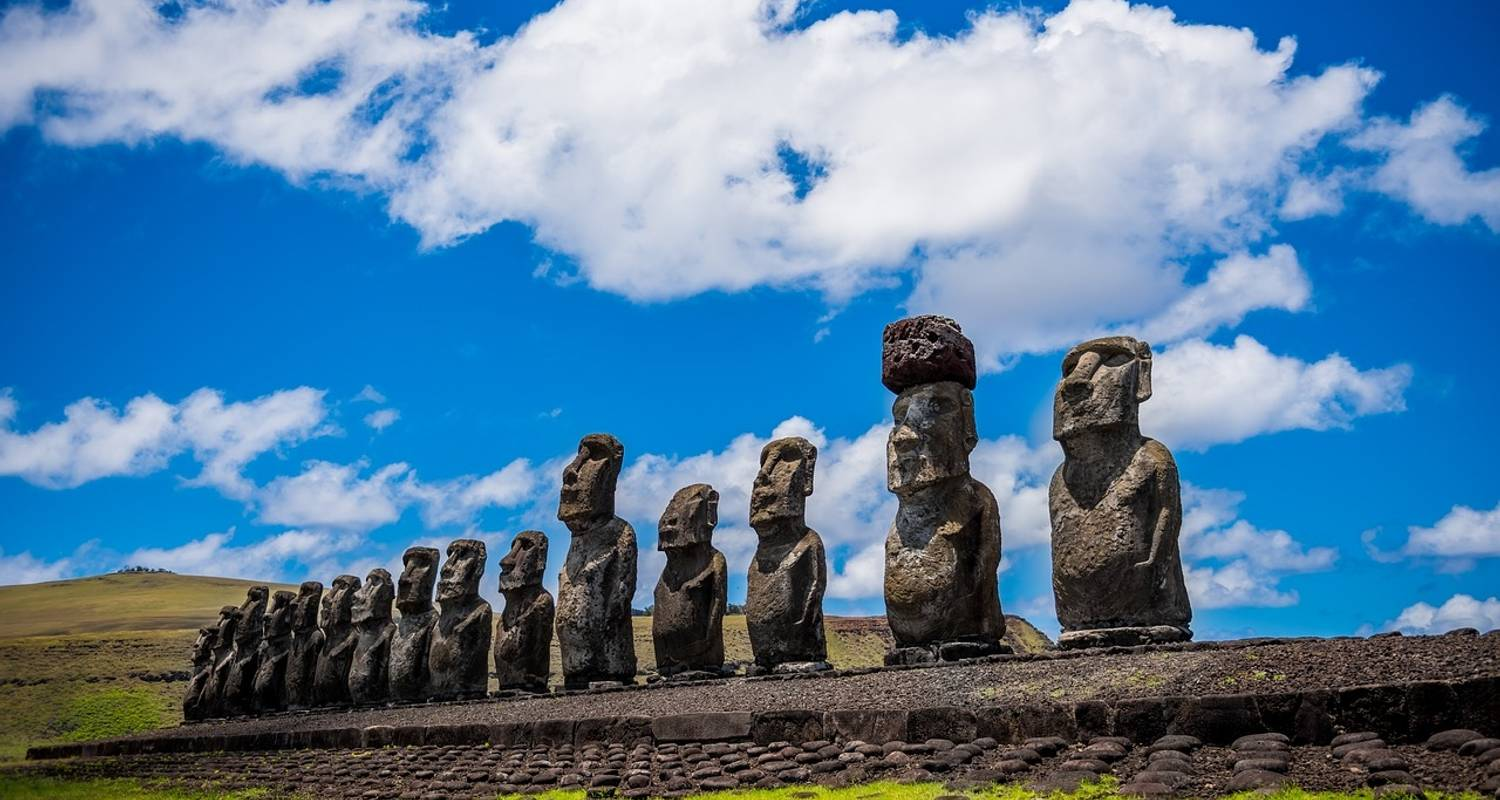 Patagonia: Journey to the End of the World with Easter Island & Uruguay - Globus
