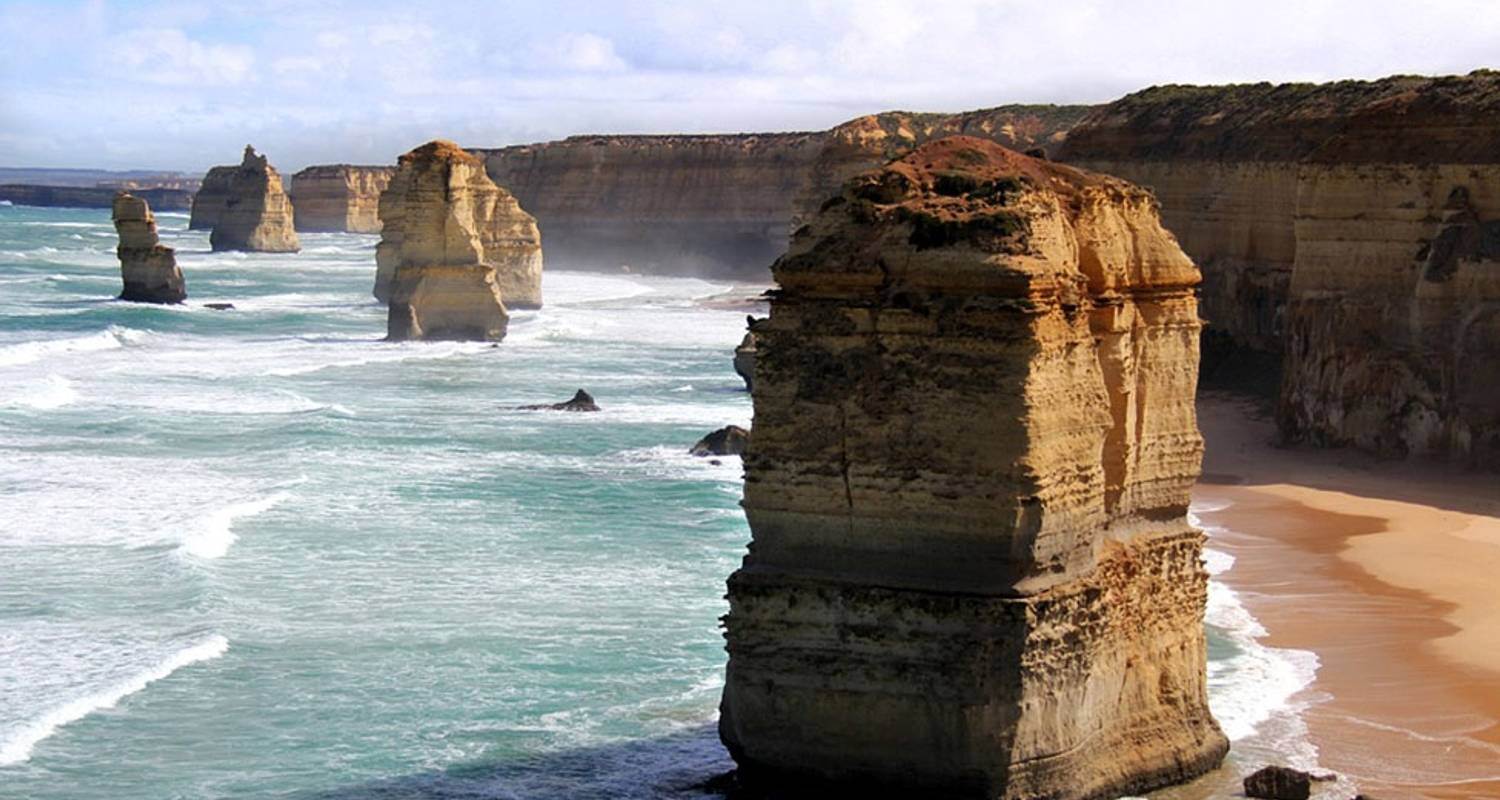 Melbourne and the Great Ocean Road (Short Break, 4 Days) - AAT Kings