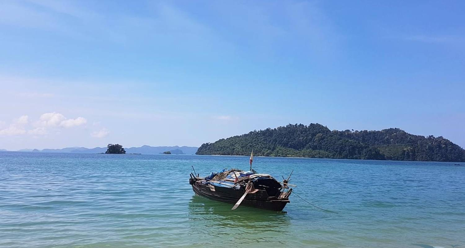 Myeik's Ports , Hinterland and Tented Island Stay - Life Seeing Tours