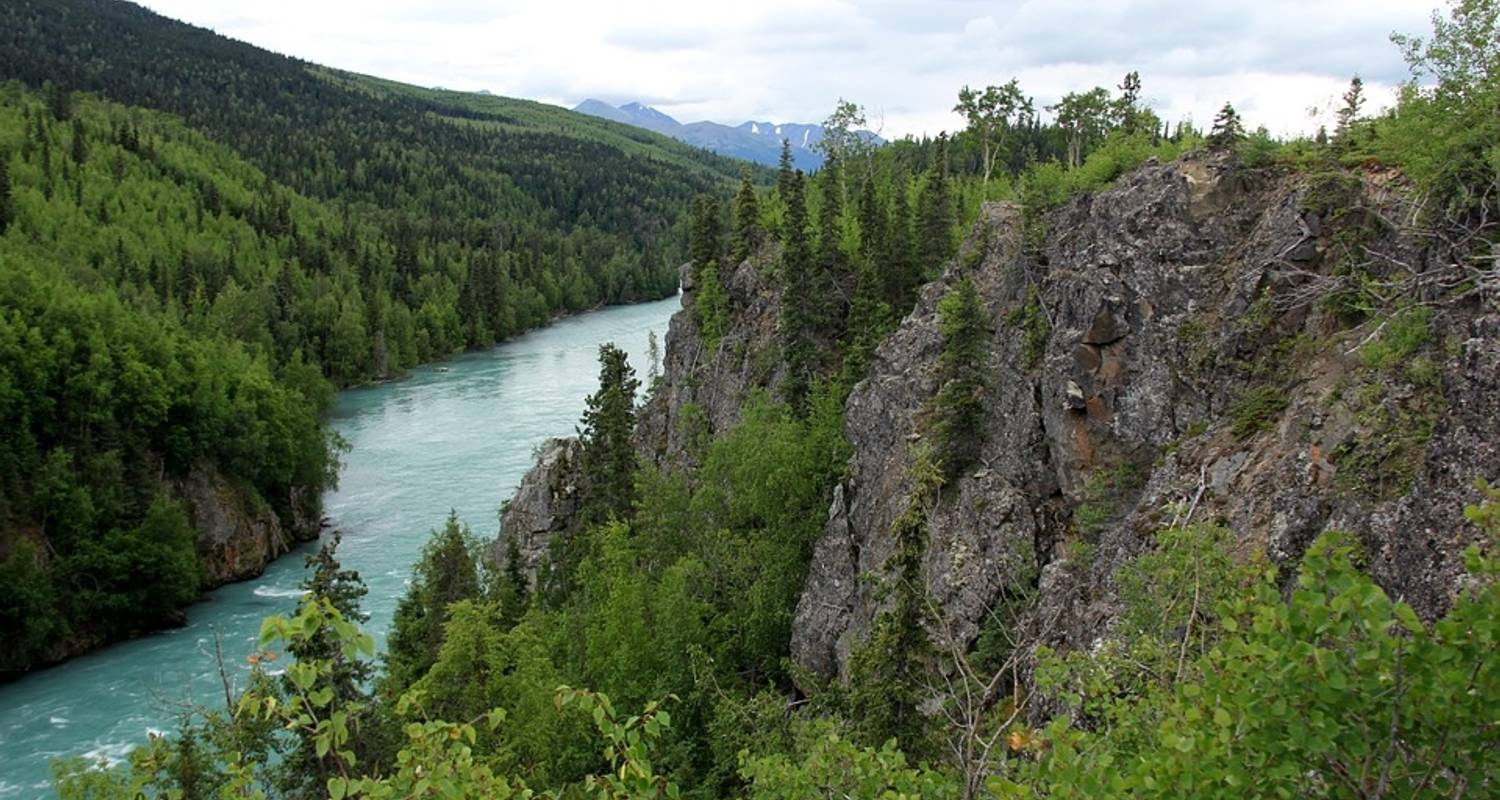 Spectacular Canadian Rockies with 7 Day Cruise - Trafalgar