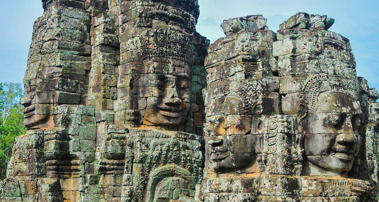 Einfach Siem Reap - 4 Tage  - Tour East Cambodia