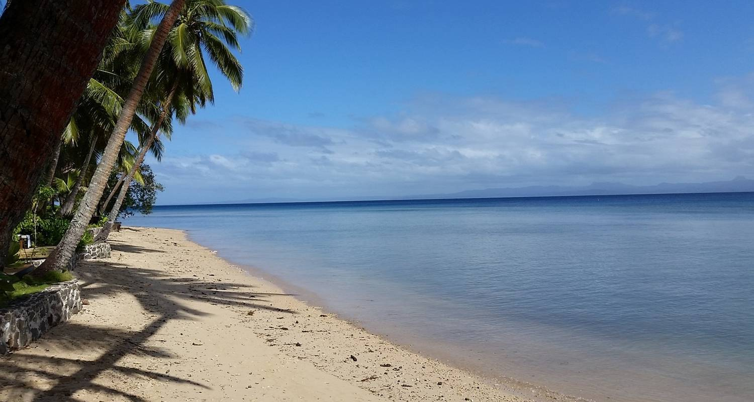 South Pacific by Land & Sea with Fiji on October 15, 2020 - Globus