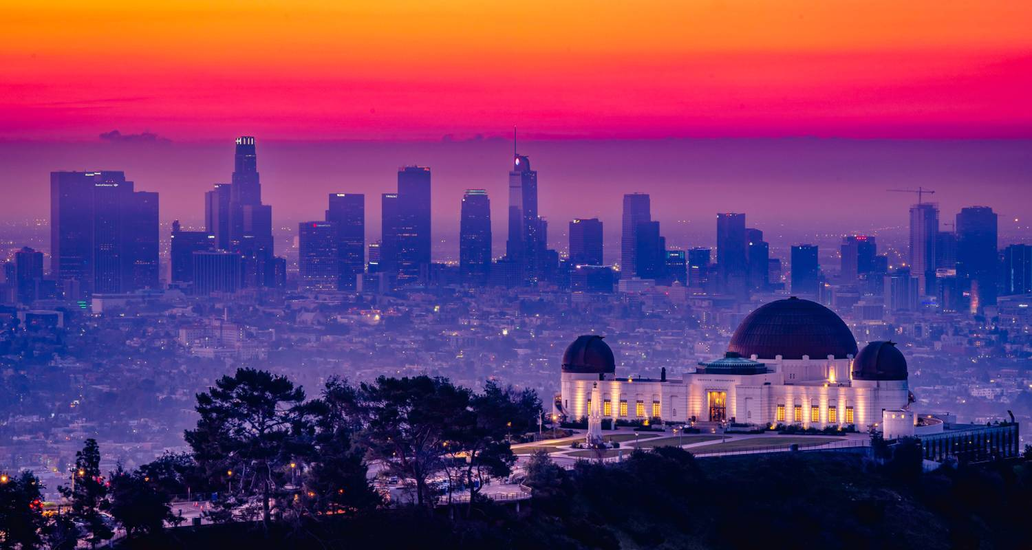 Greater Los Angeles: See & Experience it ALL in 3 Days, 1st Class Tour - CharlieTheTraveler