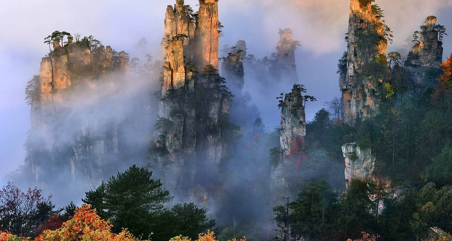 Incredible Zhangjiajie from Hong Kong - 13 Days - TravelChinaGuide Tours