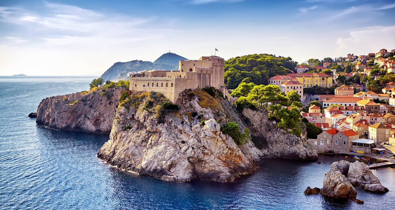 Croatian Highlights From Zagreb To Dubrovnik 5 Days 4 Nights By Nature Trips Tourradar