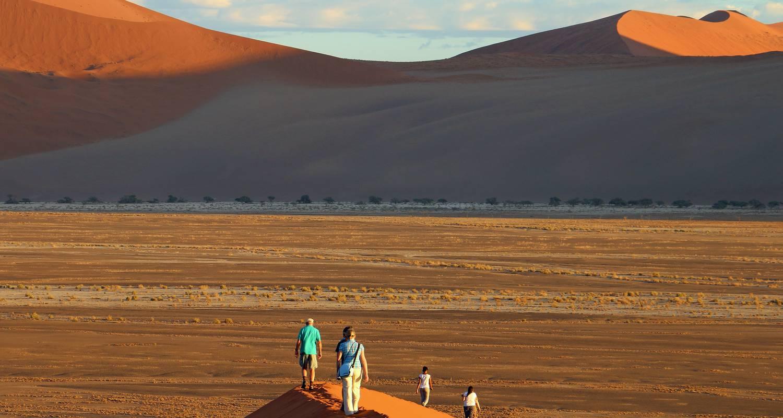 Namibia Botswana Dunes Delta By Exodus Travels Code Azb Tourradar