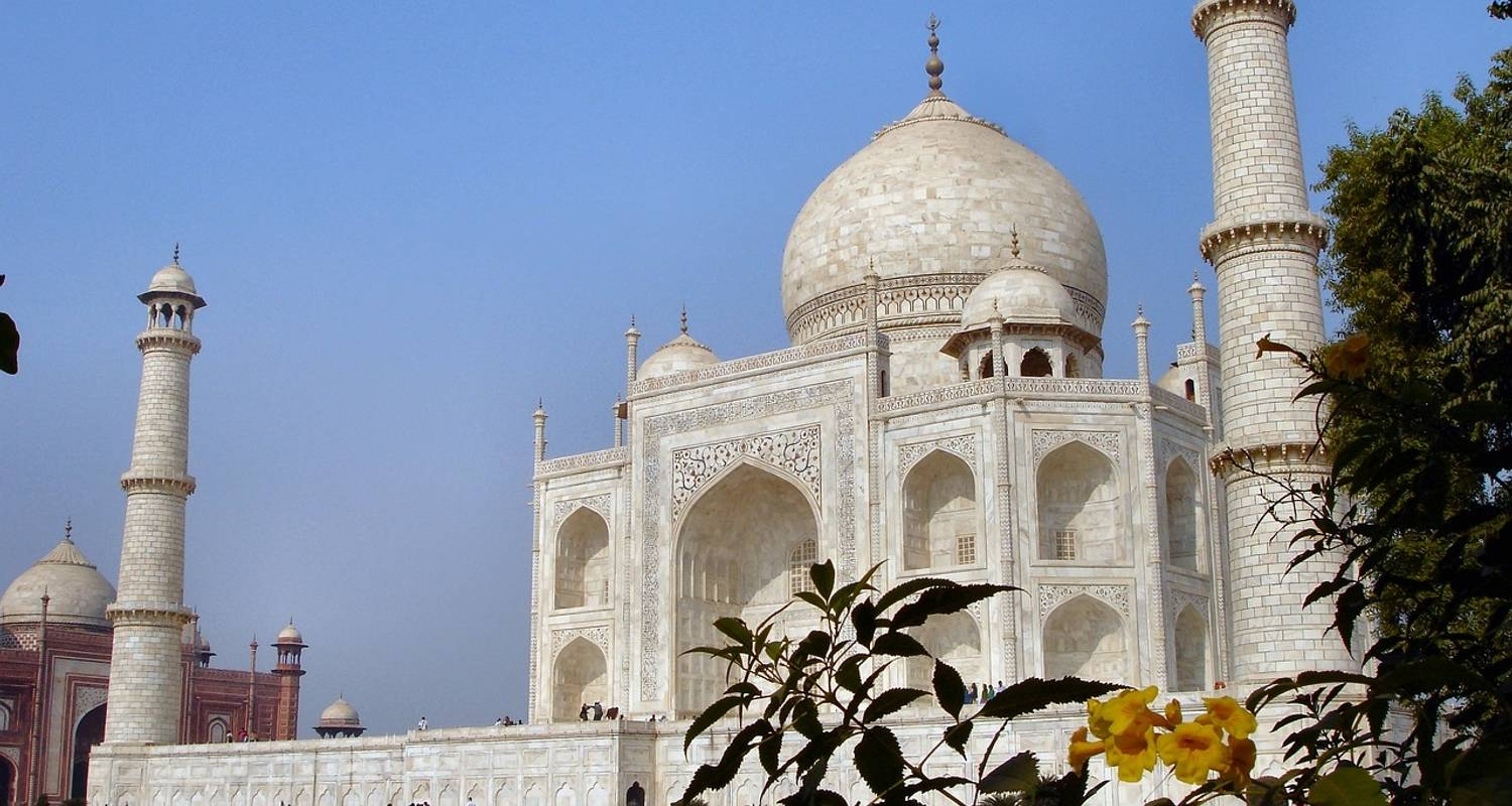 Same Day Taj Mahal Private Tour By Car From Delhi - Dreamz Tours & Travels