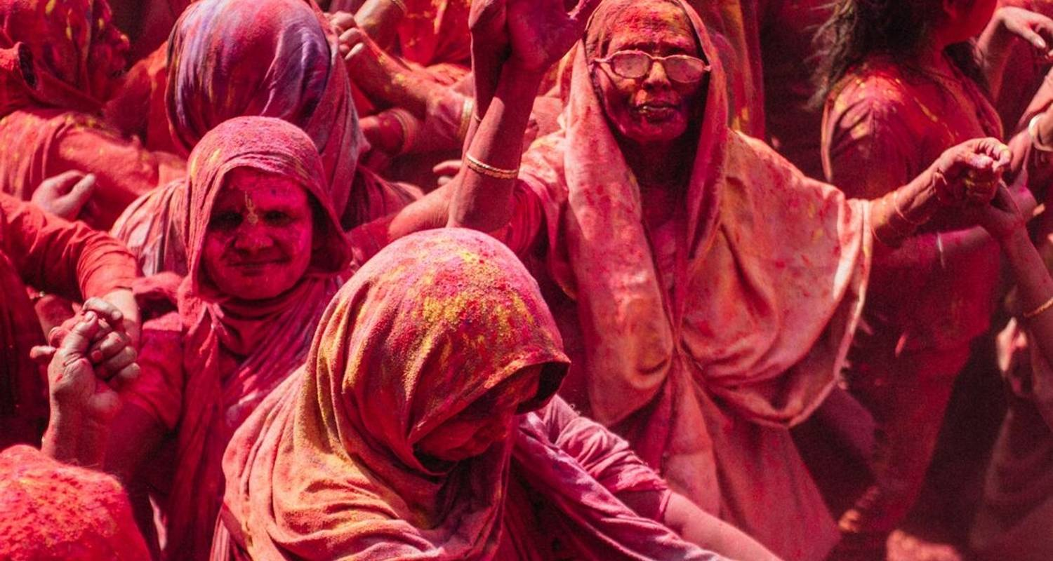 Classic Rajasthan - Holi Festival - Intrepid Travel