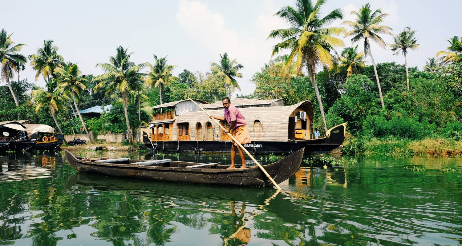 Best of Kerala - 7 Days - Turban Adventures