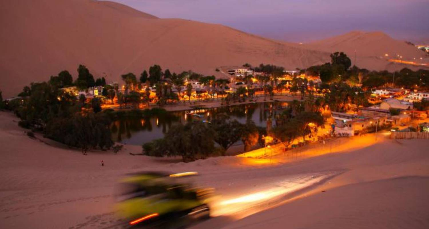 Paracas, Ica y Huacachina with Buggies and Sandboarding (From Lima) - Waman Adventures