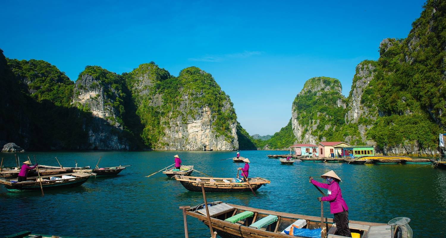 Fascinating Vietnam, Cambodia & the Mekong River with Hanoi, Ha Long Bay & Bangkok (Southbound) 2021 - Avalon Waterways