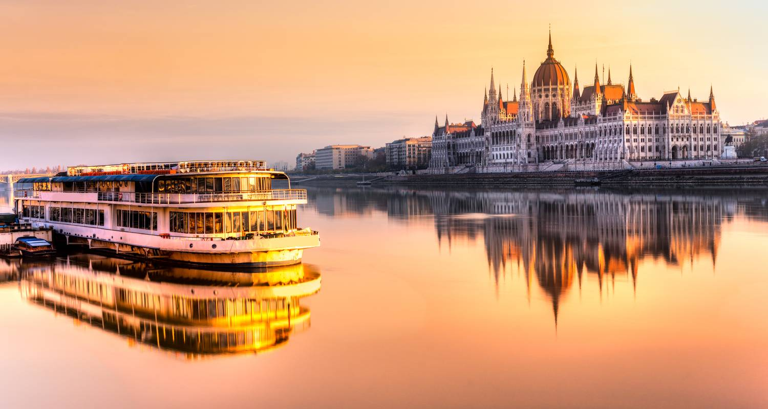 Danube Symphony with 2 Nights in Munich & 1 Night in Budapest (Eastbound) - Avalon Waterways