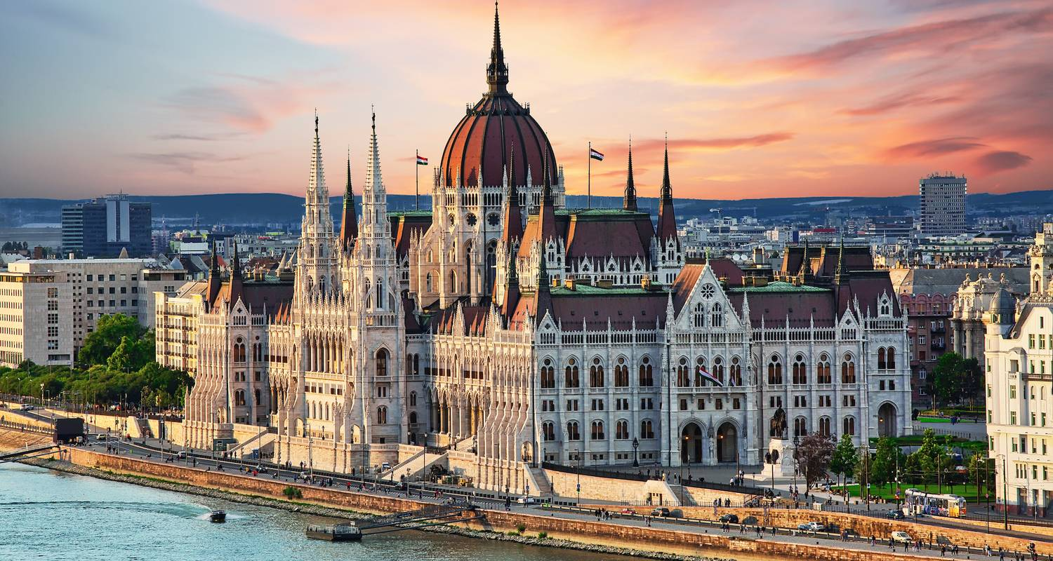 Europe Escape - Interrailing Packages