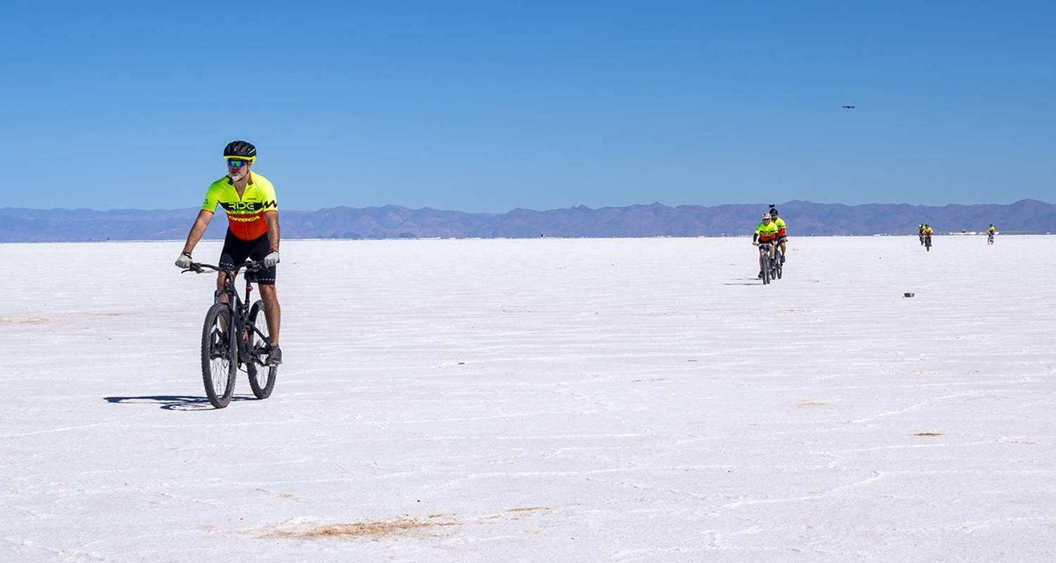 From the salt mines to the jungle, bike ride from Salta to Jujuy - MTB Tours