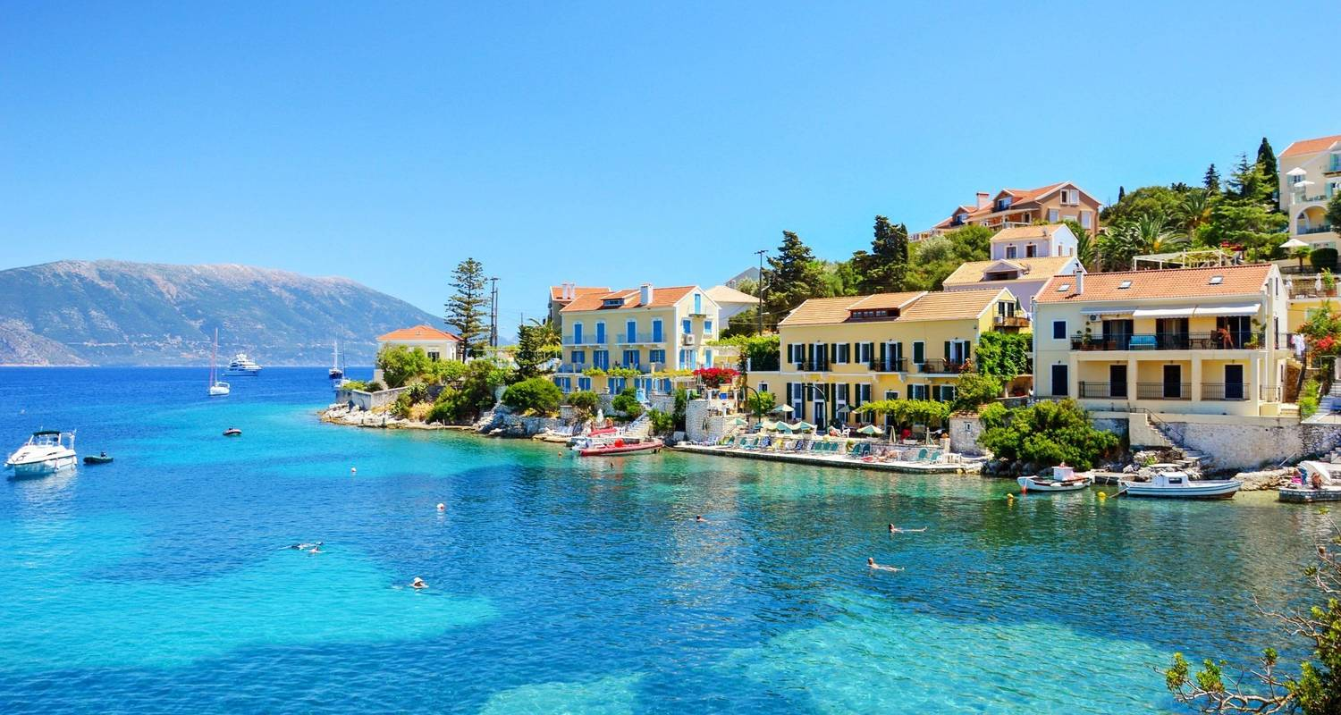 10 Days Hopping in Ionian Islands: Zakynthos, Kefalonia, Lefkada Island - Private Tours Greece