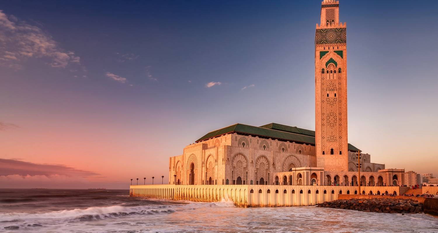Morocco Imperial Cities  - Desertbrise Travel