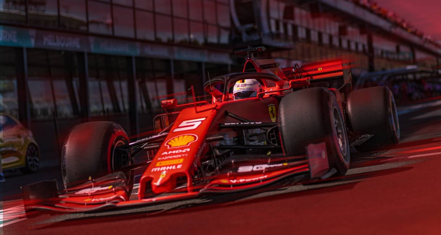 Ultimate Formula One 2020 (Race Only) - 5 Days - Hoi An Express