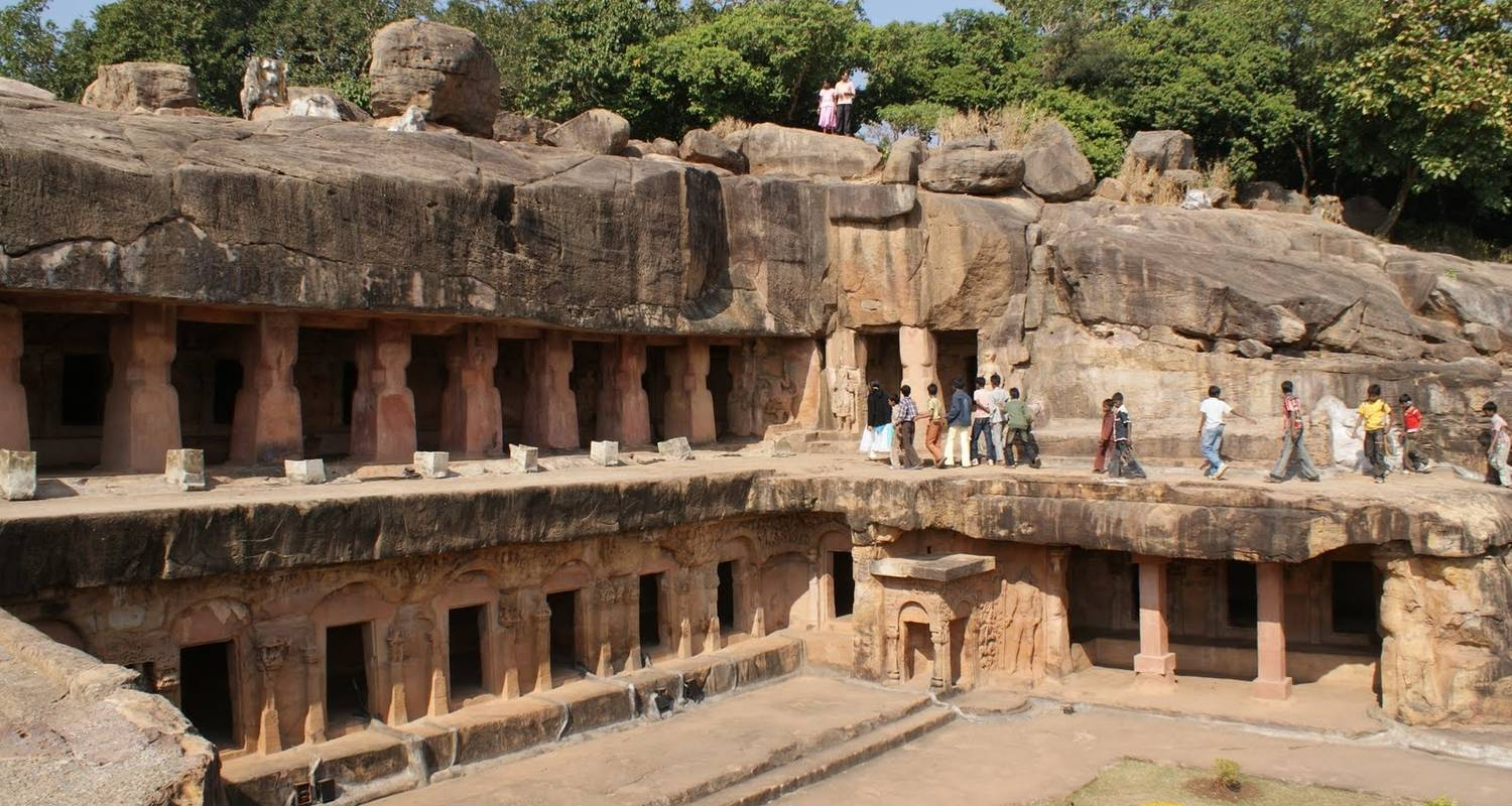 Tribal Tour (Odisha & Chattisgarh) - Agora Voyages OPC Pvt Ltd