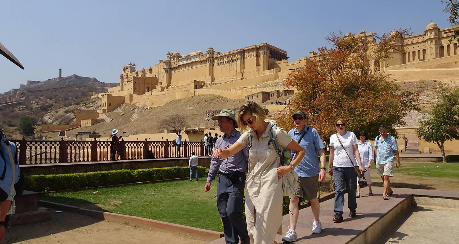 Rajasthan Highlights in 12 Days, Max 6 Guests
