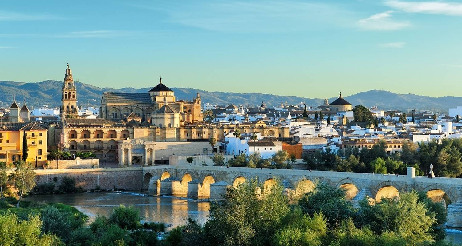 Andalusian Feelings with Madrid, Cultural Experience - Destination Services Spain