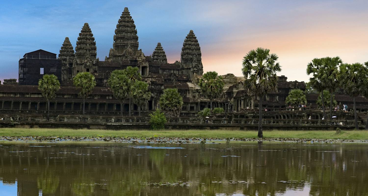 From the Angkor Temples to the Mekong Delta - CroisiEurope River Cruises