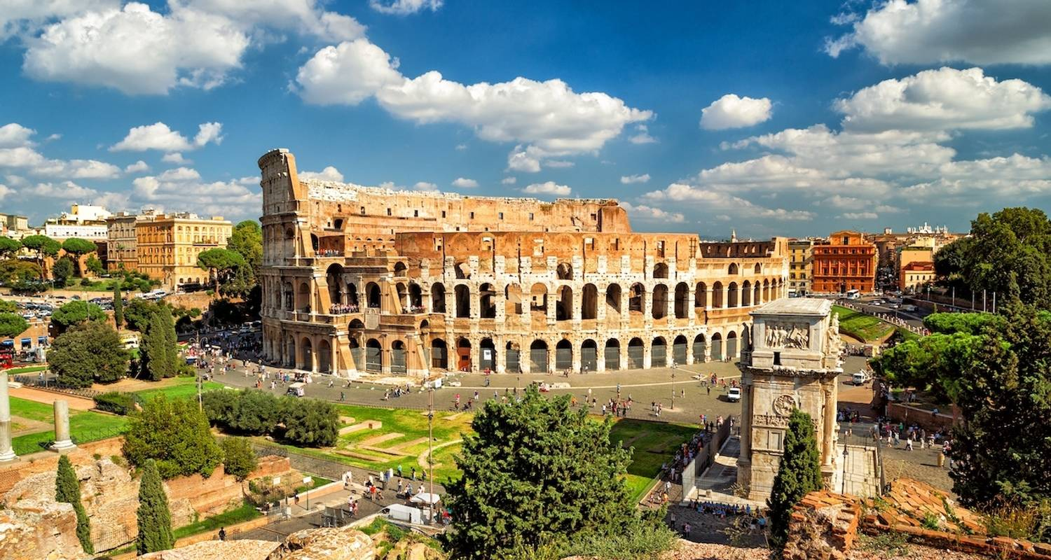 Rome, Florence, Pisa & Cinque Terre hopping by high speed - Meet and Greet Italy