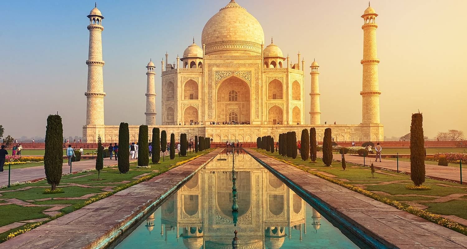 India Golden Triangle Tour with Goa in 10 Days