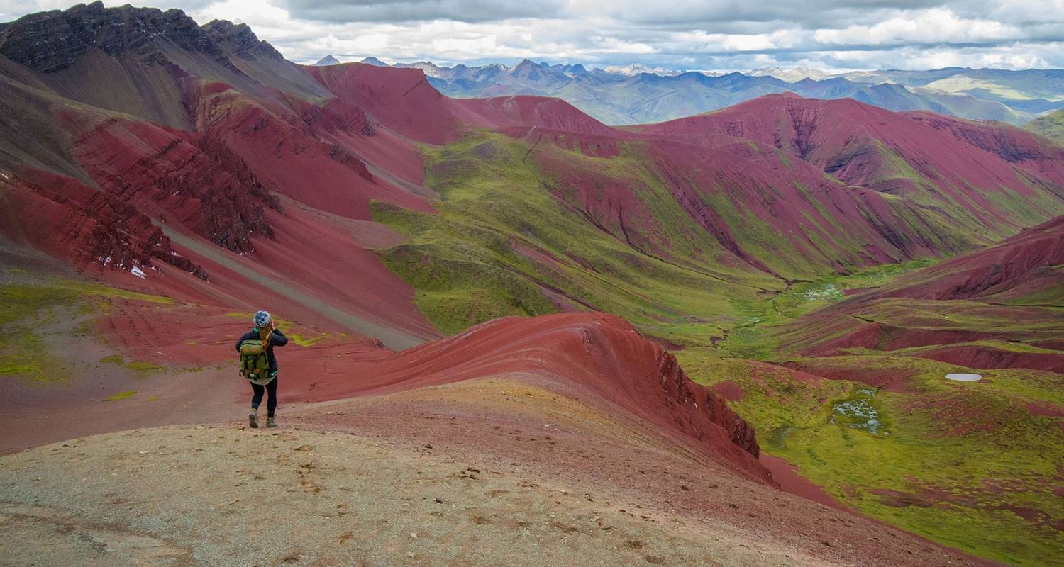 Rainbow Mountain and Red Valley 2 Days - Andean Path Travel