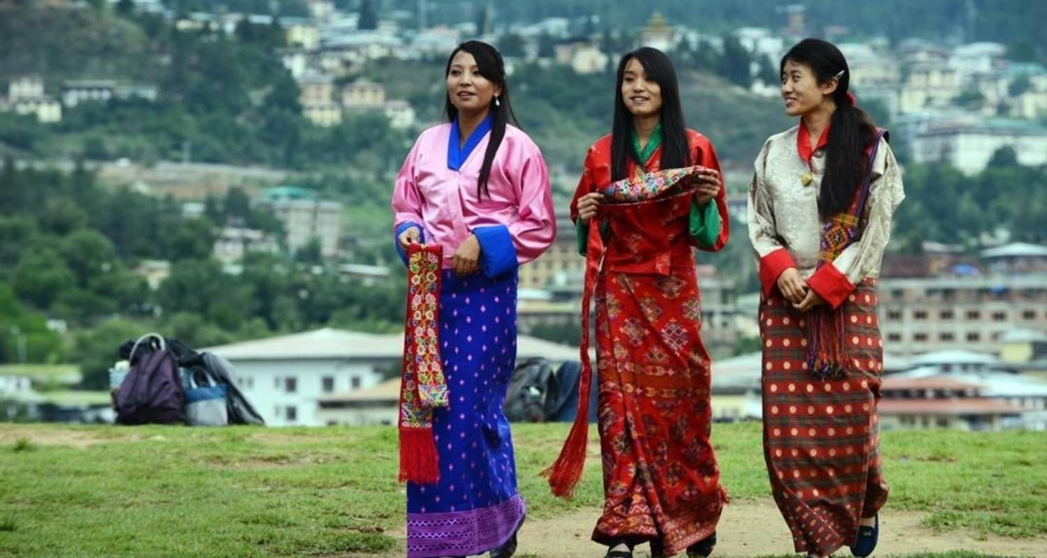 Wonderful Bhutan Adventure 10 Days - Sherpa Expedition & Trekking Pvt. Ltd.