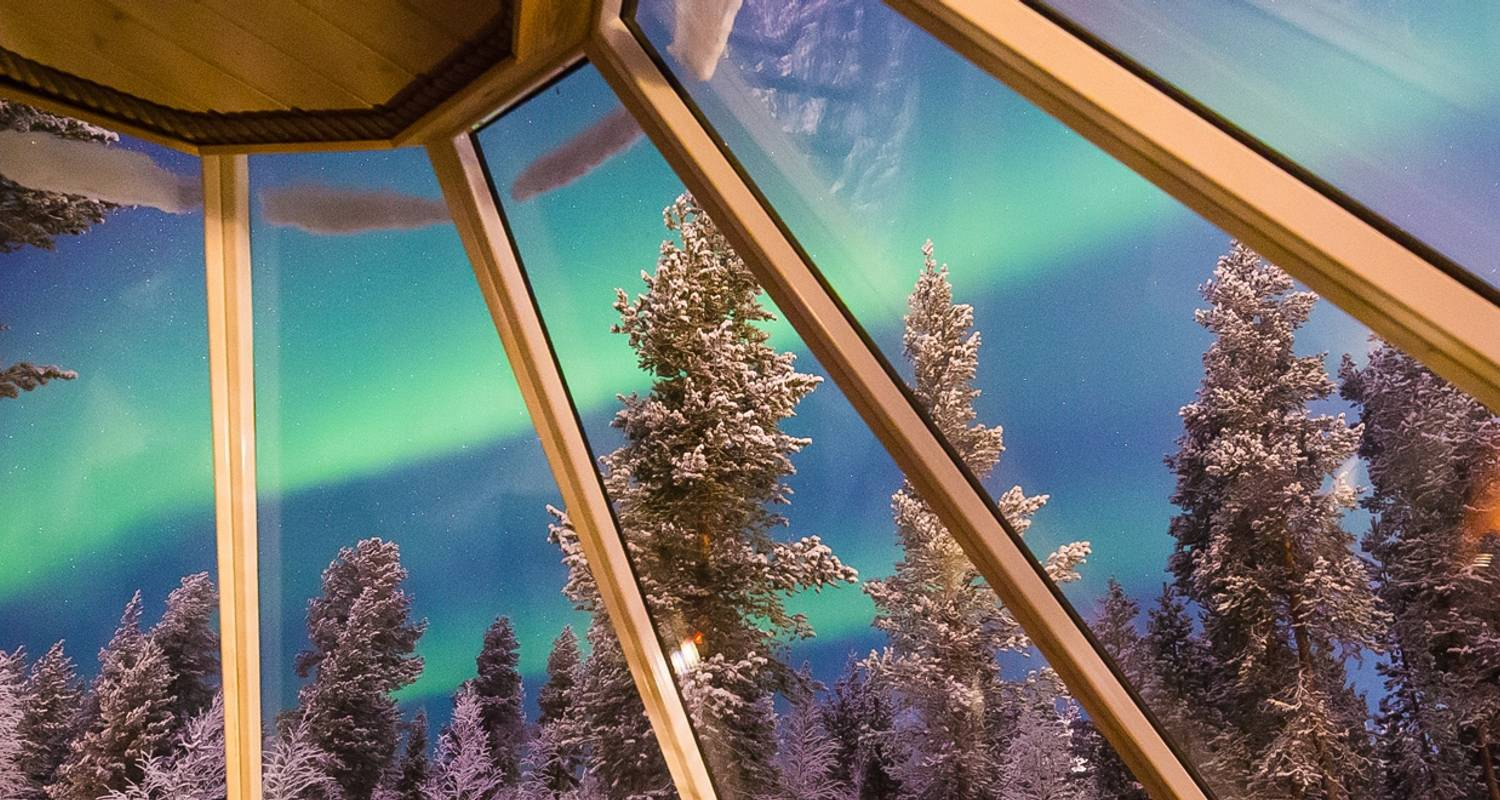 Northern Lights Of Scandinavia - Winter 2020 2021 - Insight Vacations