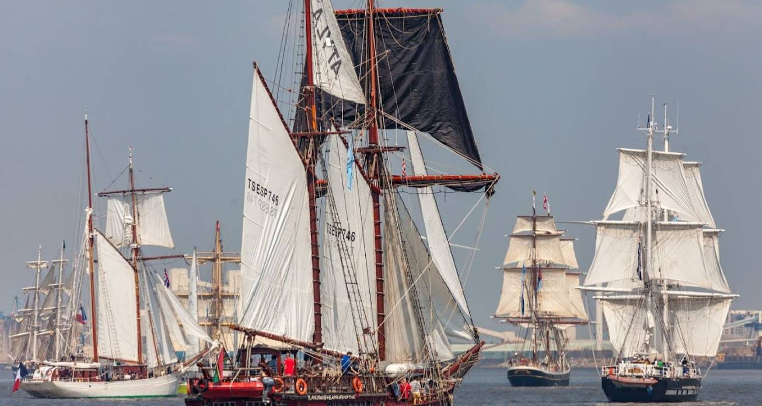 Brest 2020 Tall Ships Races Coruña 2020 By Atyla Ship Tourradar
